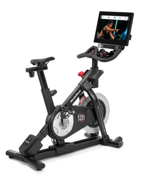NordicTrack Exercise Bikes - Commercial S22i Studio Bike
