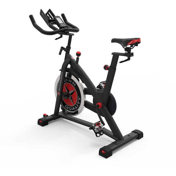 Schwinn IC3 Indoor Cycling Exercise Bike With Wireless Heart Rate and Infinite Resistance