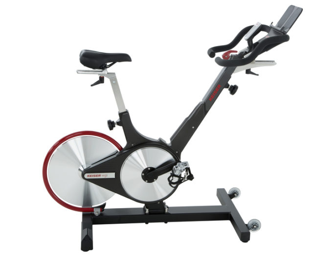 Best Spin Bikes - Keiser M3