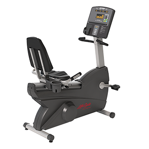 Life Fitness Club Series Recumbent Exercise Bike