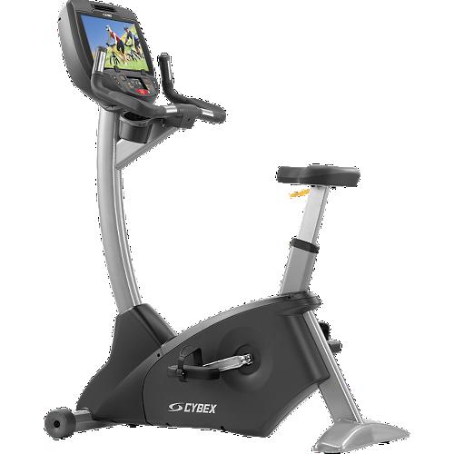 The Cybex 770C Upright Bike Is A Gym-Quality Trainer