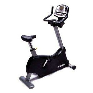 Cybex Remanufactured Cyclone 530c Upright Bike