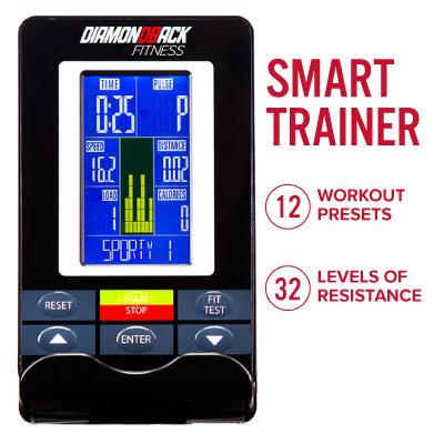 Diamondback Fitness 910Ic Console