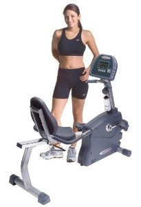 Body Solid Endurance B2R Recumbent Exercise Bike