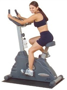 Body Solid Endurance B2U Upright Exercise Bike