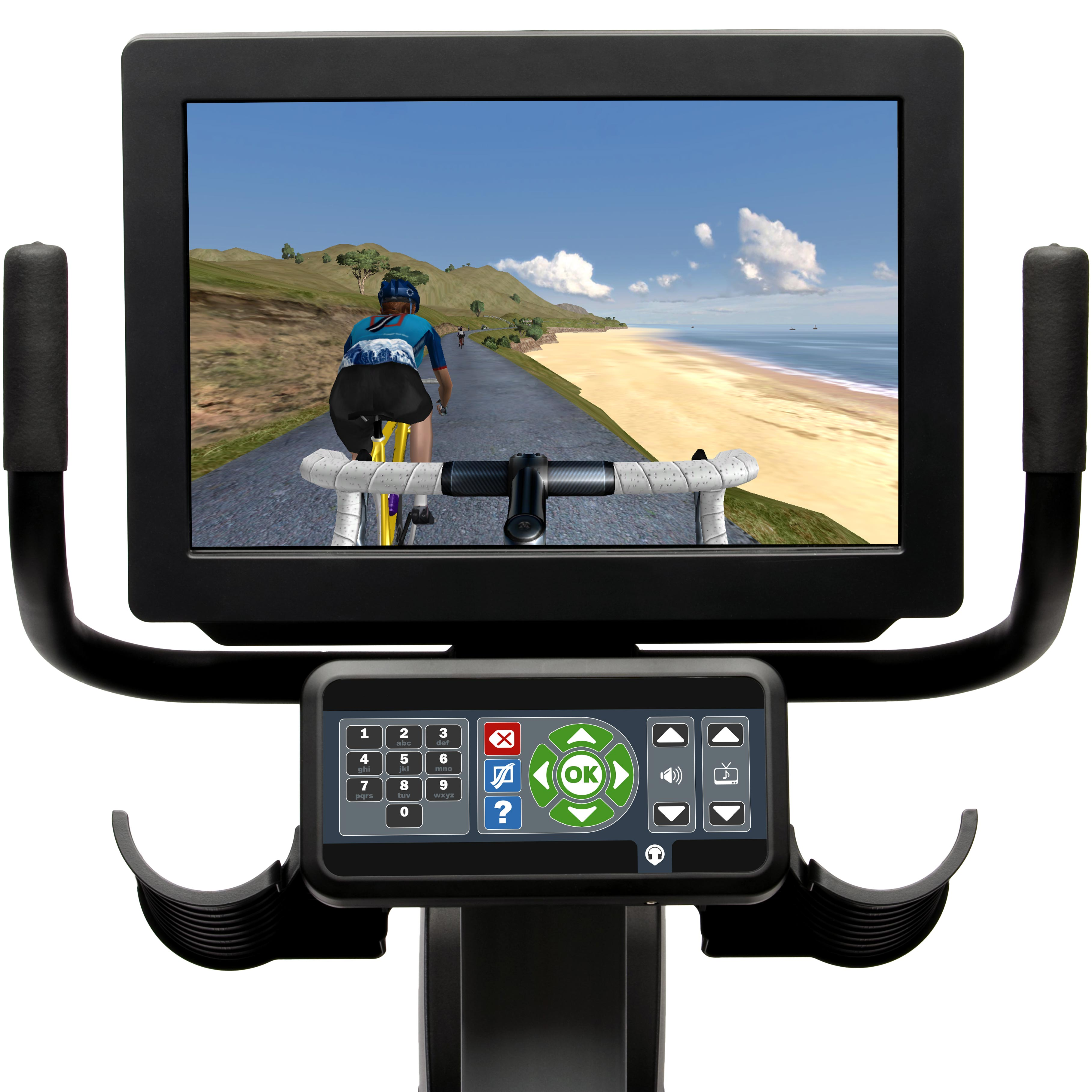 Expresso Exercise Bike Console