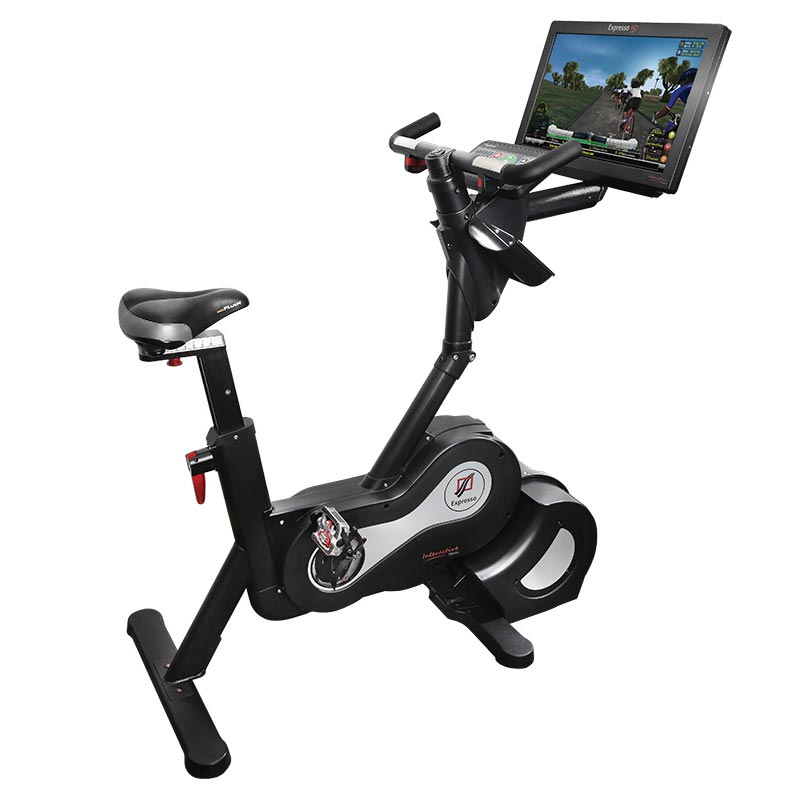 Expresso Exercise Bikes Offer Virtual Reality Rides In
