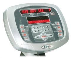 Fitnex R70 Recumbent Console