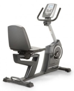 HealthRider Recumbent Exercise Bike