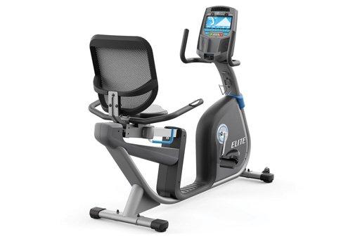 Horizon Elite R7 Recumbent Exercise Bike
