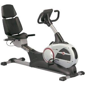 Kettler RX7 Recumbent Exercise Bike