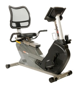 Lifecore LC850RBs Recumbent Exercise Bike