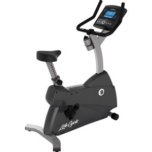 Life Fitness C1 Upright LifeCycle with Two Console Choices