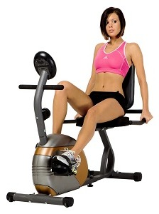 Marcy Recumbent Mag Cycle (2011 model)