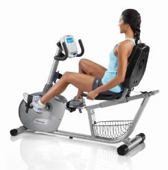 Nautilus Recumbent Exercise Bike