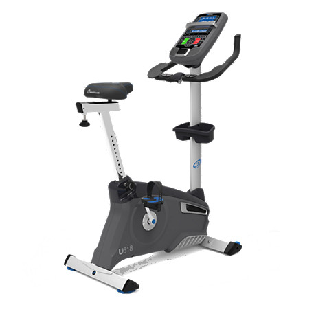 Nautilus U618 Upright Exercise Bike - Top of the Line Performance Series Model