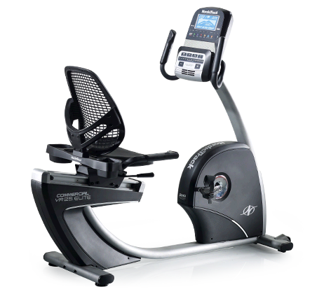 Nordictrack Commercial VR25 Recumbent Bike