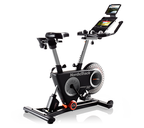 Discontinued Exercise Bikes - NordicTrack Grand Tour Pro
