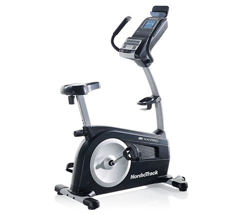 NordicTrack GX 4.4 Pro Upright Bike
