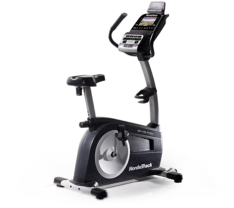 NordicTrack GX 4.6 Pro Upright Exercise Bike