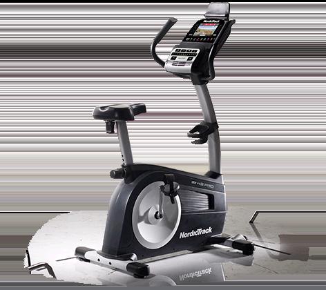 NordicTrack GX 4.6 Pro Upright Exercise Bike