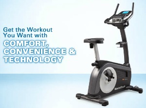 NordicTrack GX4.2 Pro Upright Bike