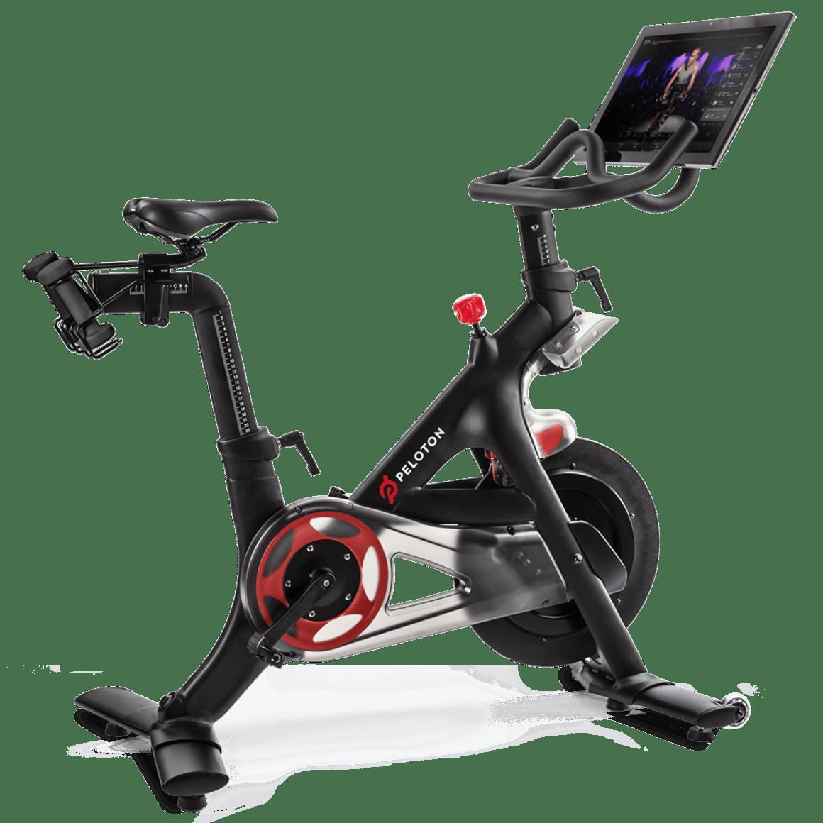 Peloton Bike Reviews - Model Closeup