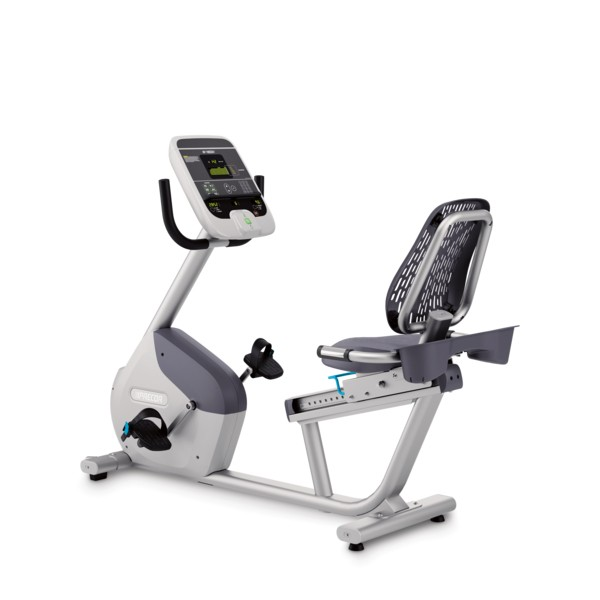 Precor Exercise Bikes - RBK 615 Recumbent