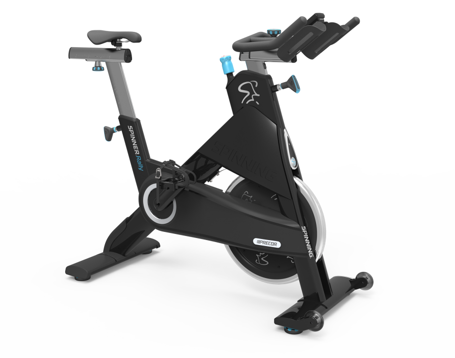 Precor Spinner Rally With Chain Drive