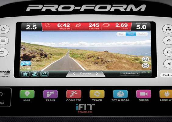 ProForm 14.0 EX Upright Console