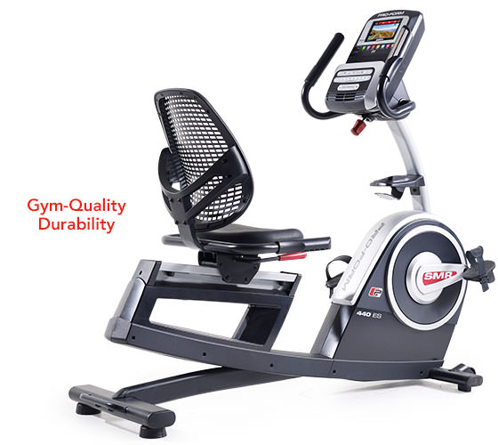 ProForm 740ES Commercial Recumbent Bike