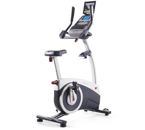 The ProForm 8.0 EX Upright Exercise Bike