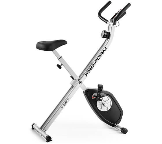 The ProForm X Bike Is An Affordable, Folding Exercise Bike