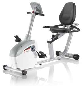 Schwinn 220 Recumbent Exercise Bike