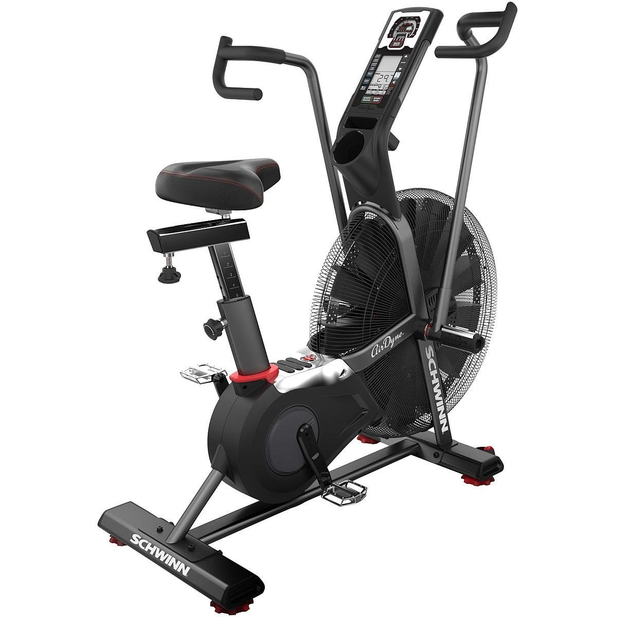 The Schwinn Airdyne Ad7 Is Solid With Smooth Pedaling Motion