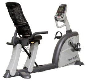 SportsArt Fitness C521r Recumbent Cycle