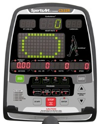 SportsArt Fitness C532r Console