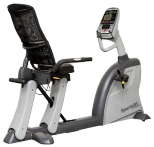 SportsArt Fitness C532r Recumbent Cycle