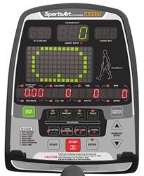 SportsArt Fitness C532u Console
