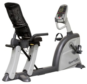 SportsArt Fitness Exercise Bikes