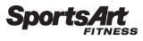 SportsArt Fitness Logo