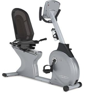 Vision R2250 Semi-Recumbent Bike