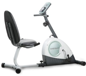 Weslo Pursuit CT 3.8 R Recumbent Bike