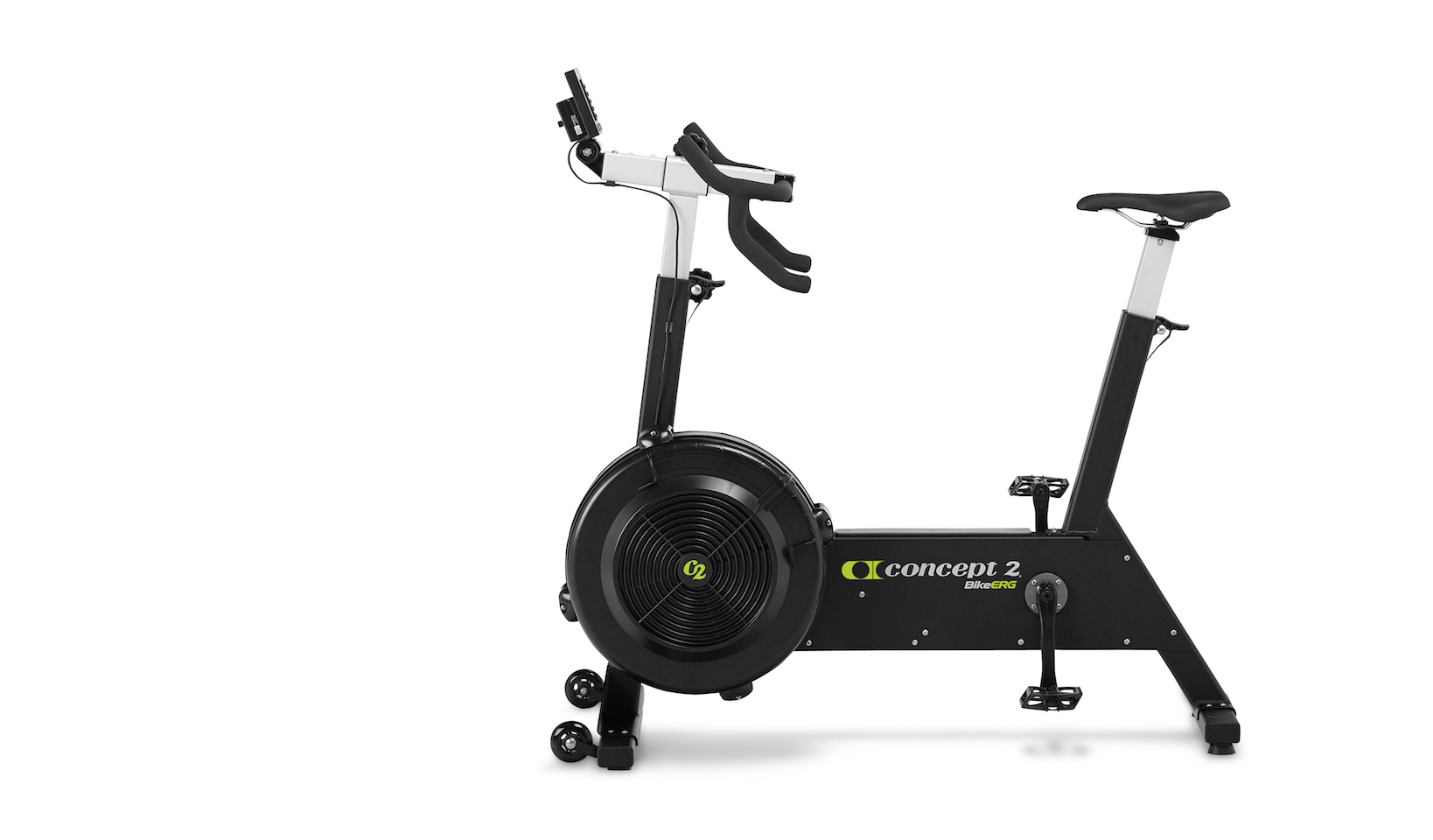 Concept 2 Bike Erg With PM5 Performance Monitor and Air Resistance