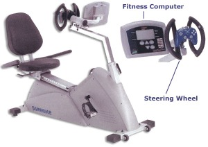 Interactive Exercise Bikes