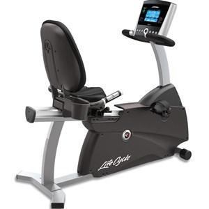 Life Fitness Exercise Bikes - Recumbent Model