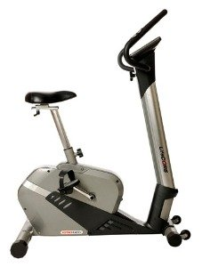 Lifecore LC1050UBs Upright Exercise Bike