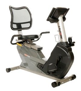 Lifecore LC850RBs Recumbent Exercise Bike