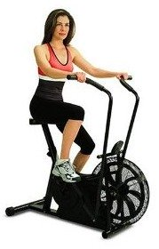 Marcy Classic Upright Fan Bike