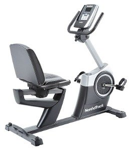 NordicTrack GX4.0 Recumbent Exercise Bike